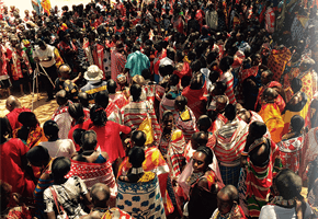 "The UCKG was received by the Maasai tribe, in Africa, where the ""white man"" does not enter"