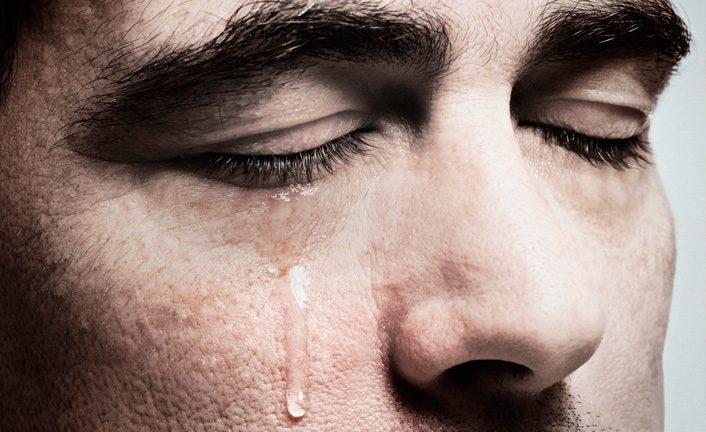Faith does not cry