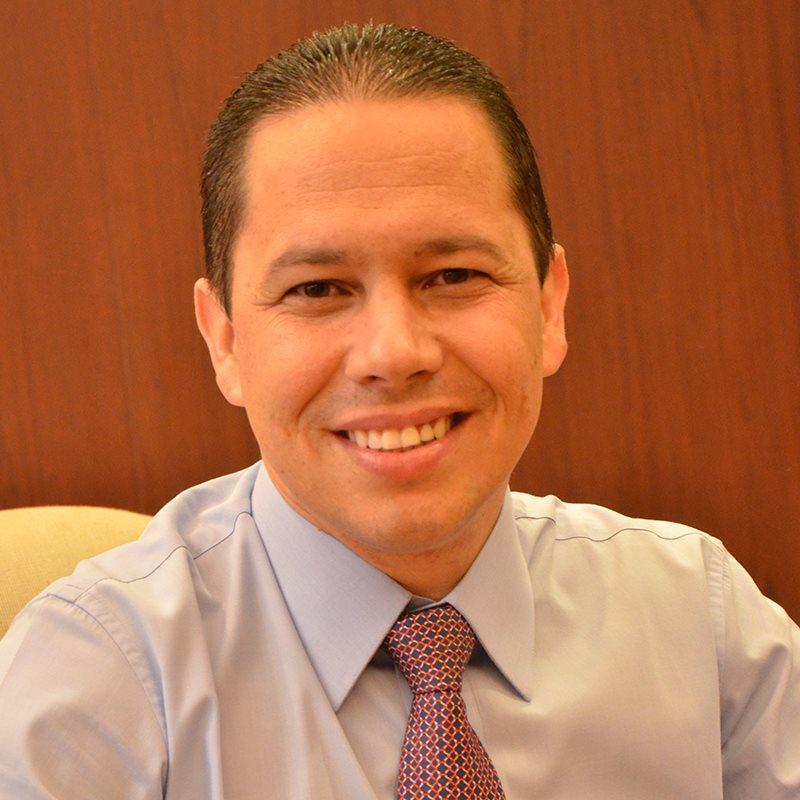 Obispo Jadson Santos