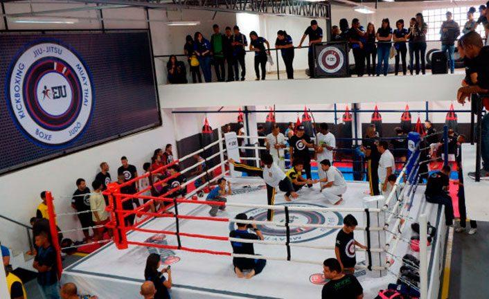 Los jóvenes son recuperados en el proyecto de artes marciales de la FJU