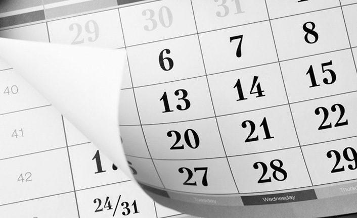 El calendario de Dios