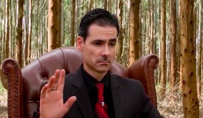 Entrevista con el Padre de la Mentira