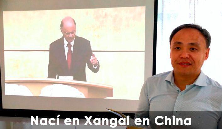 El discípulo chino