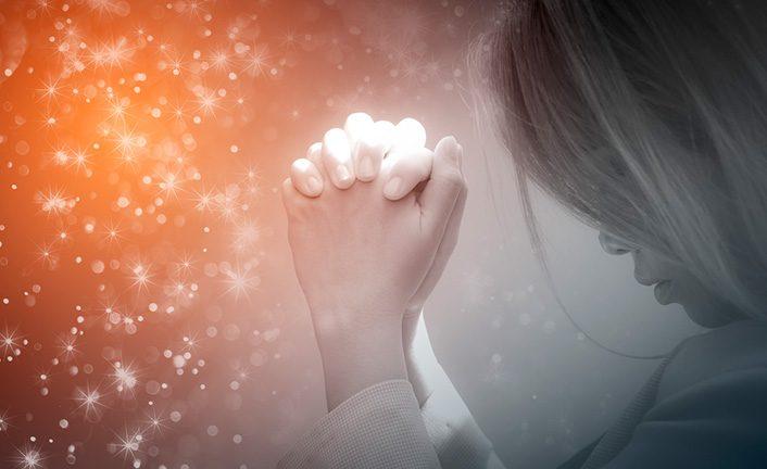 Молитва и просьба Анны