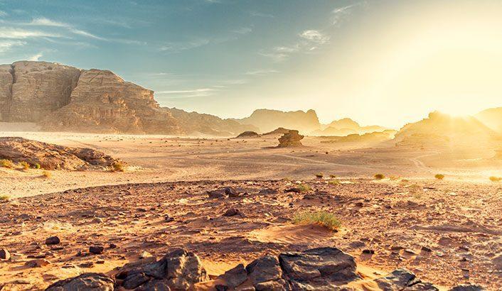 Хорошая пустыня