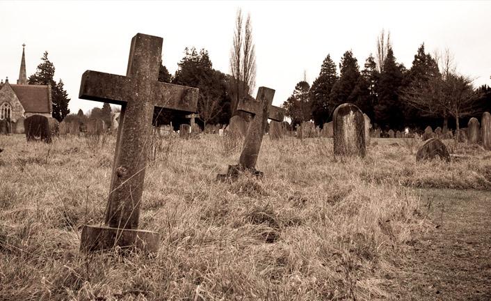 Кладбище веры