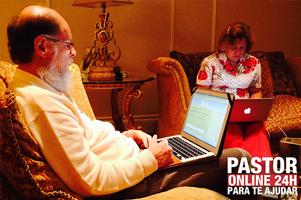 Pastor Online – 24 horas salvando vidas