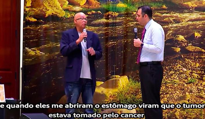 ESTE É O NOSSO DEUS!!!