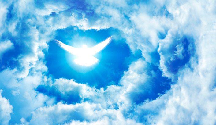 Eu quero o Espírito Santo para…