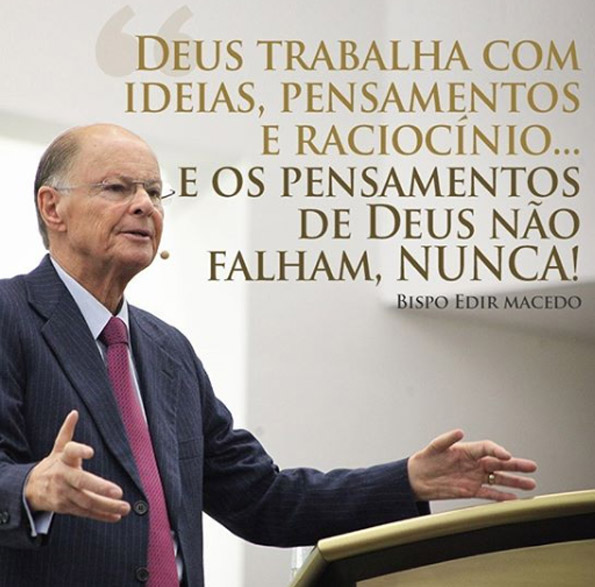 Mensagens do Bispo Macedo (Portuguese Edition)