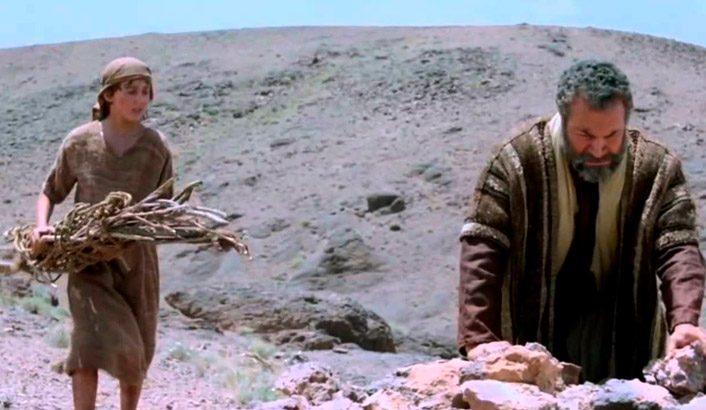 Isaque era o testemunho de Abraão, mas…