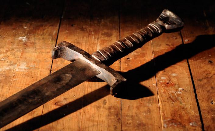 A espada de Pedro
