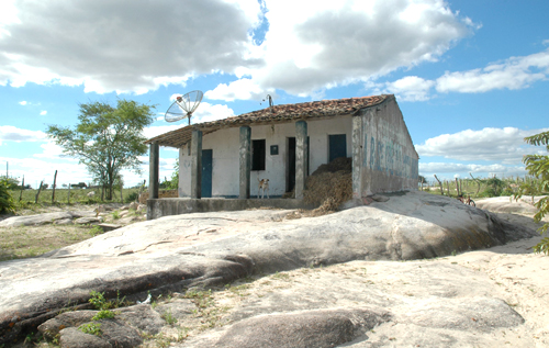 La casa sobre la roca for Casa la roca